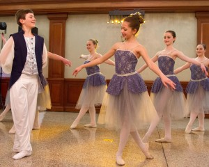 Up Close & Personal Gala with Union County Youth Ballet