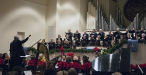 Central United Methodist Holiday Service